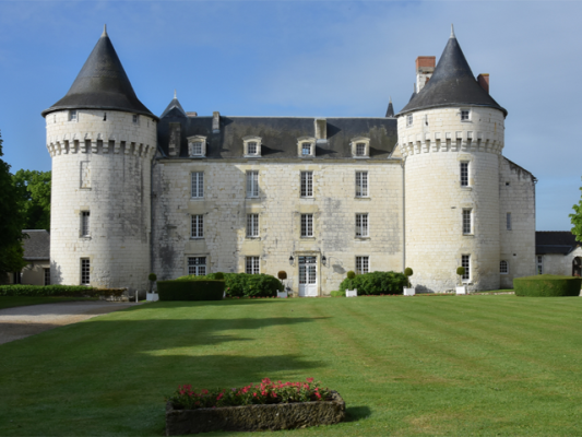 Le château de MArçay