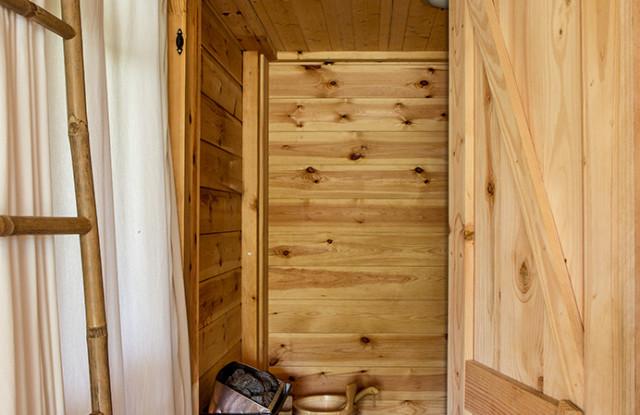 sauna privé