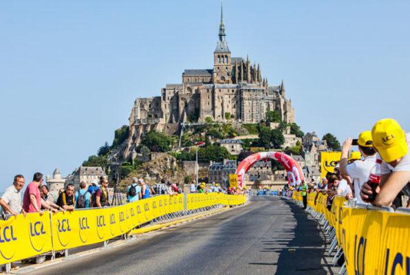 Le Tour de France au Château des Briottières
