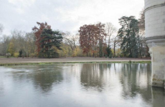 Parc du Château Azay Le rideau